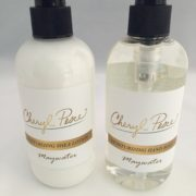 hand lotion and soap